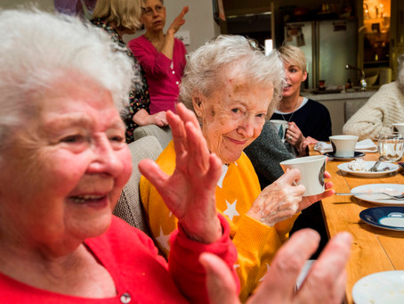 Re-engage: Tackling loneliness in West Lothian with tea and company