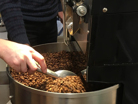 Coffee Direct, West Lothian's premium coffee roastery