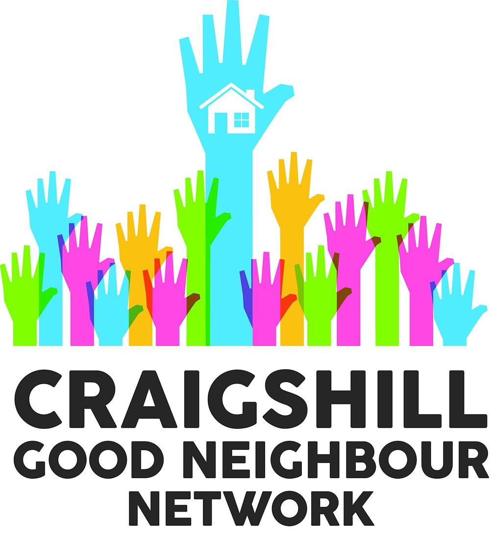 Craigshill Good Neighbour Network logo