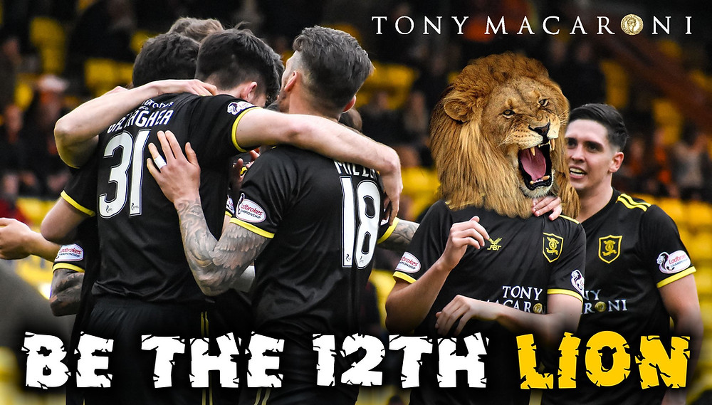 Be the 12th Lion