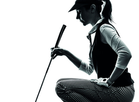 Solheim Cup - will you now play golf too?