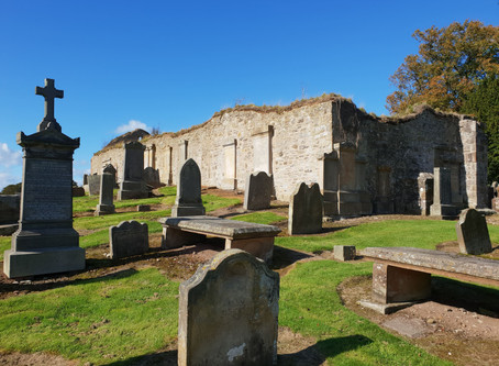 Medieval history & a mystery on your doorstep