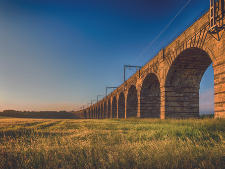 A Victorian Vision – the Almond Valley Viaduct