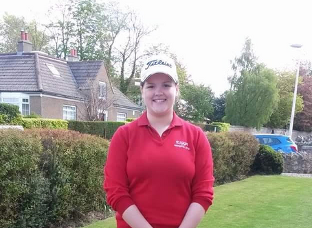 Amy Foster: A Girl and her Golf