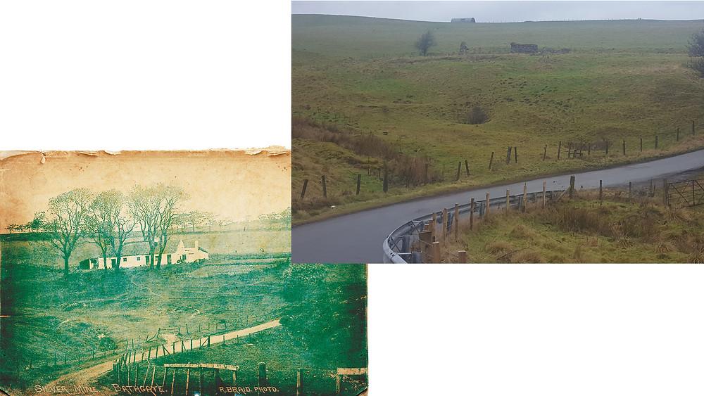 Windy Wa circa 1910, and today