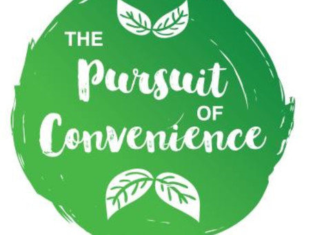 The Pursuit of Convenience
