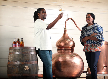 African soul, crafted in Scotland: Gold medal-winning rum from Matugga Distillers