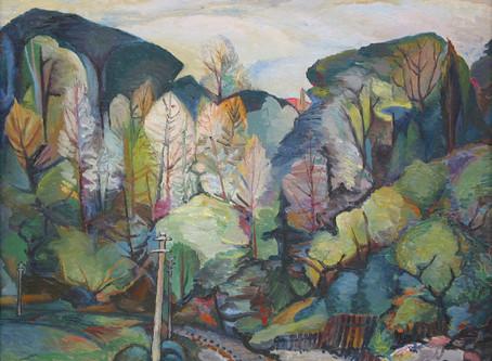 Edwin Lucas - Scottish Surrealist