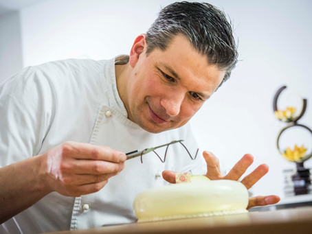 World-class chocolatier, local person: Sebastian Kobelt