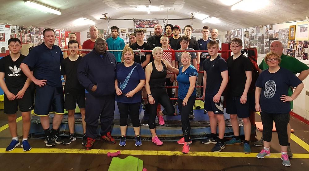 Livingston Boxing Club