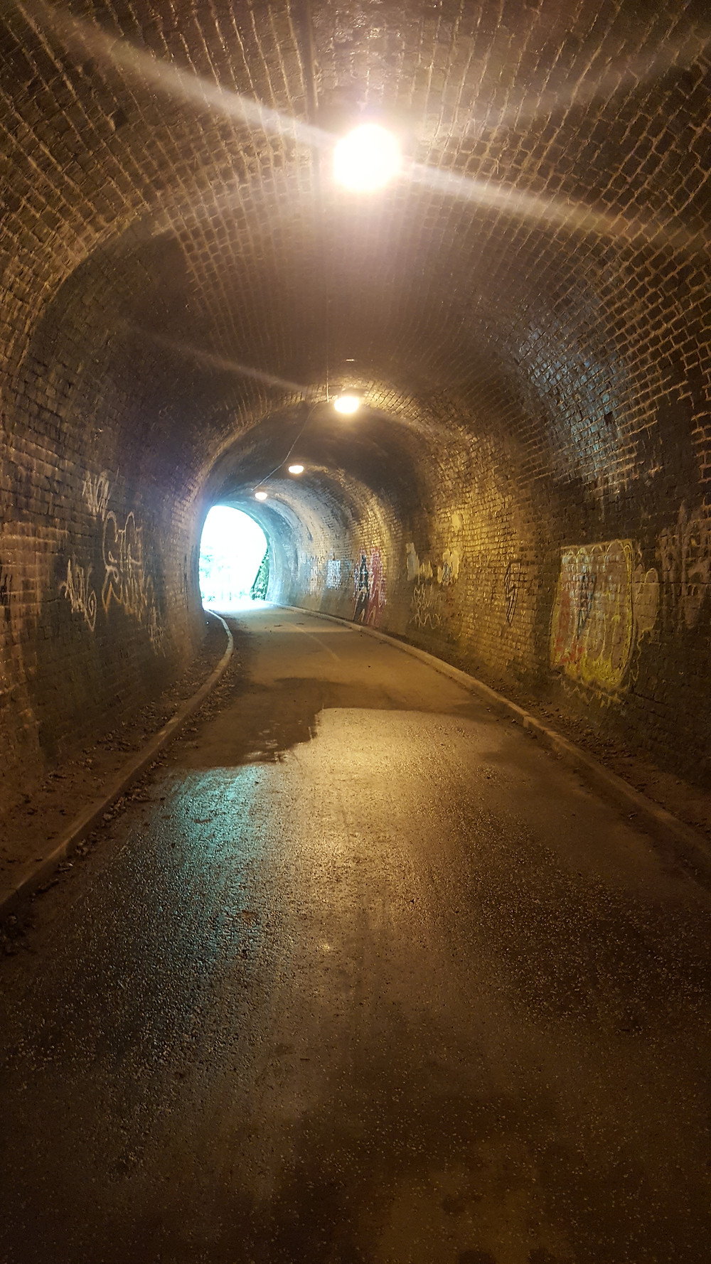The Tunnel at Colinton, 2017.