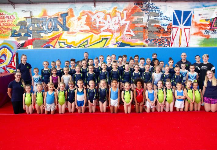 West Lothian Artistic Gymnastics Club