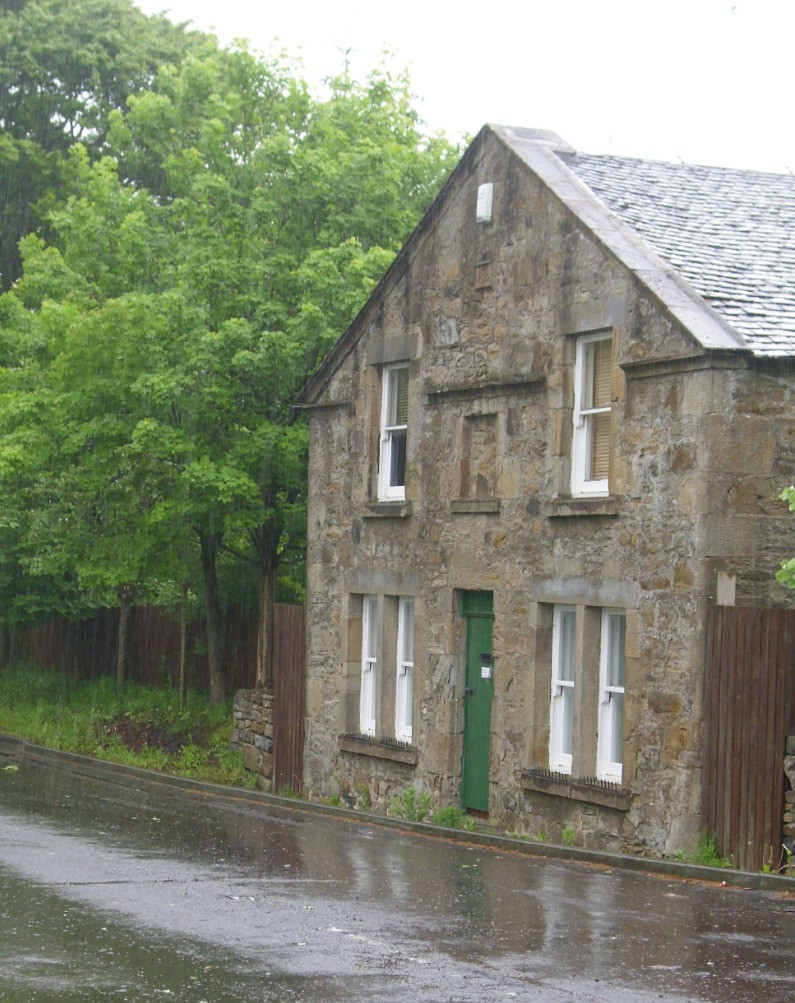 The Old Toll House Livingston