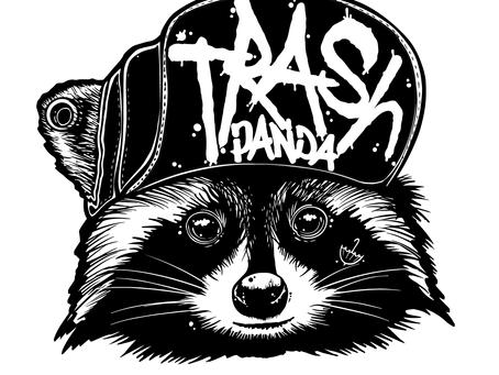 Trash Panda: Here for you