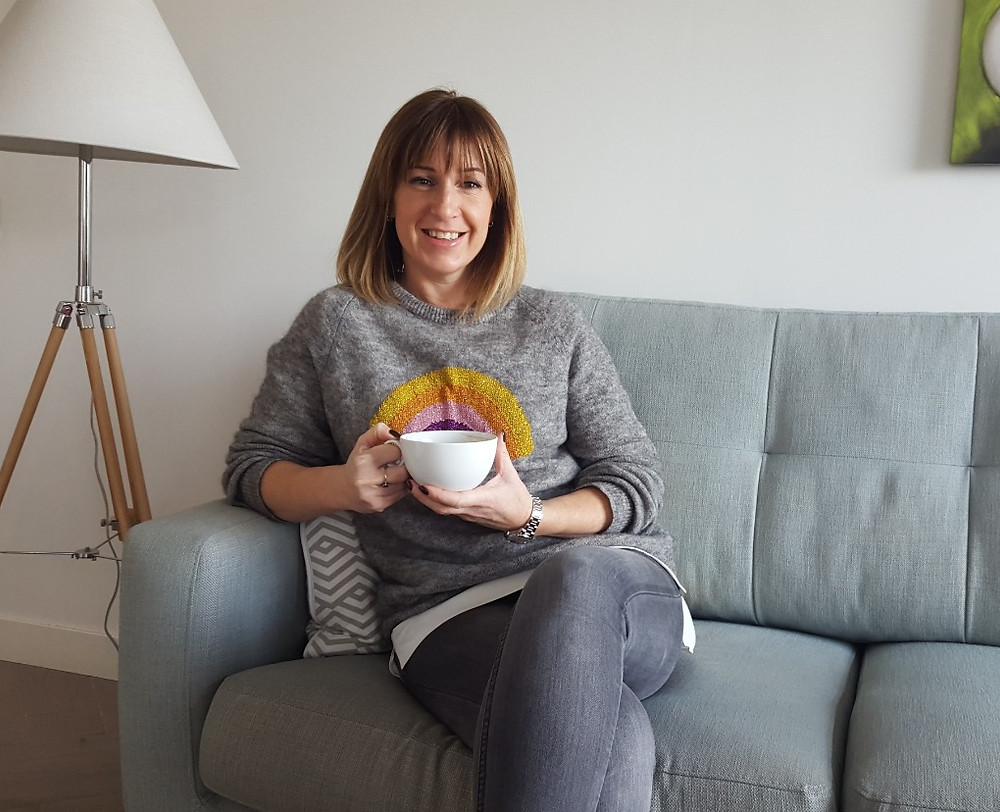 Nicola Welsh,  Founder and CEO of SANDS Lothians