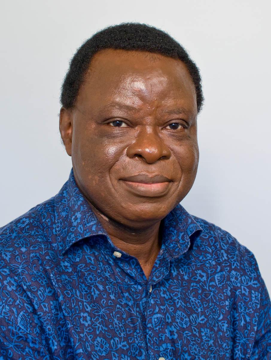 Dr Reginald Agu