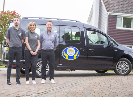 Safe Hand Cabs: genuinely accessible private hire