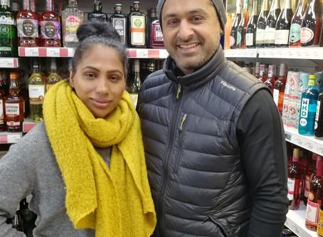 Waz and Assfa – Keeping Supplies Rolling