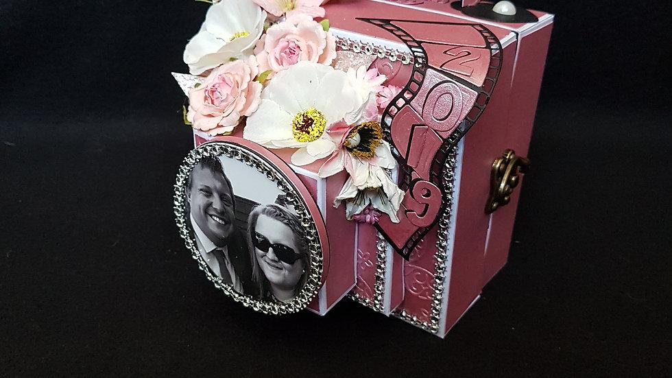 Memory Concertina Camera Box