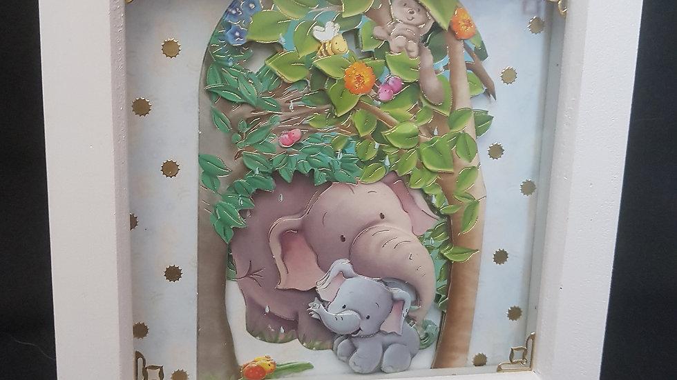 Nursery Box Frame
