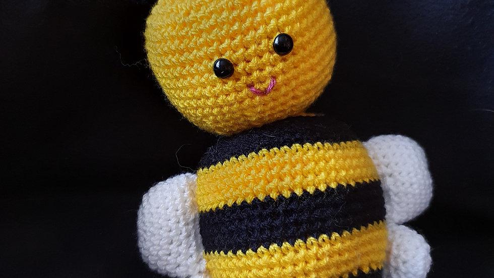 Crochet Queen Bee