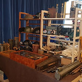militaria at Bolton fair