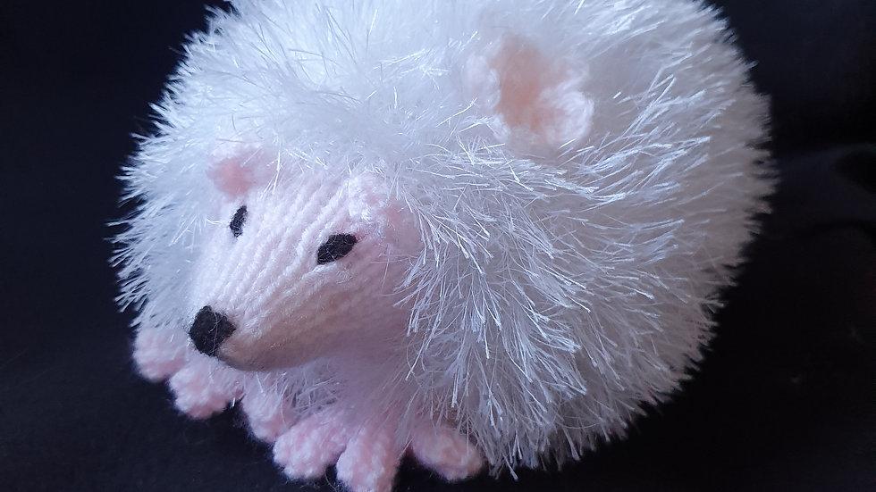 Medium Knitted Hedgehog