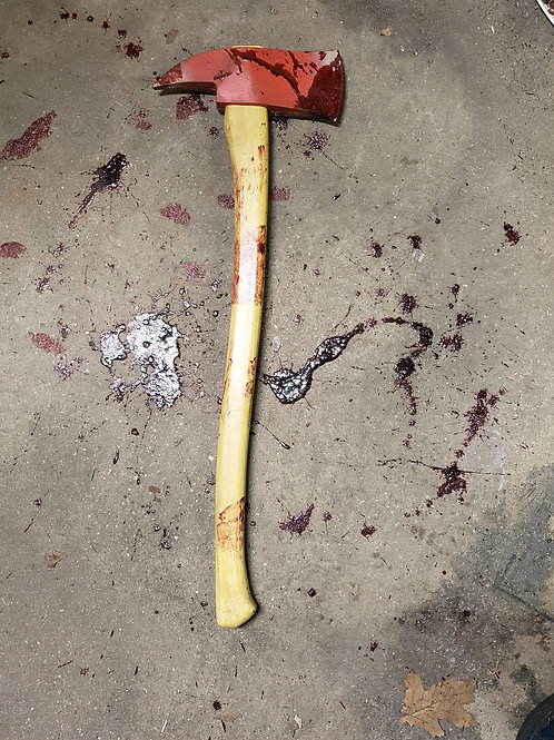 Fire Fighter Axe