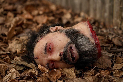 Silicone Severed Head Male