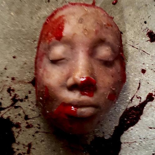 Female Skinned Face