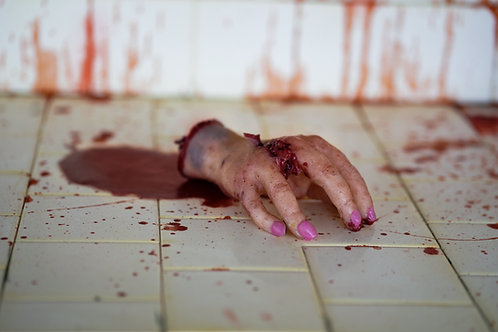 Real Feel Gory Severed Female Hand