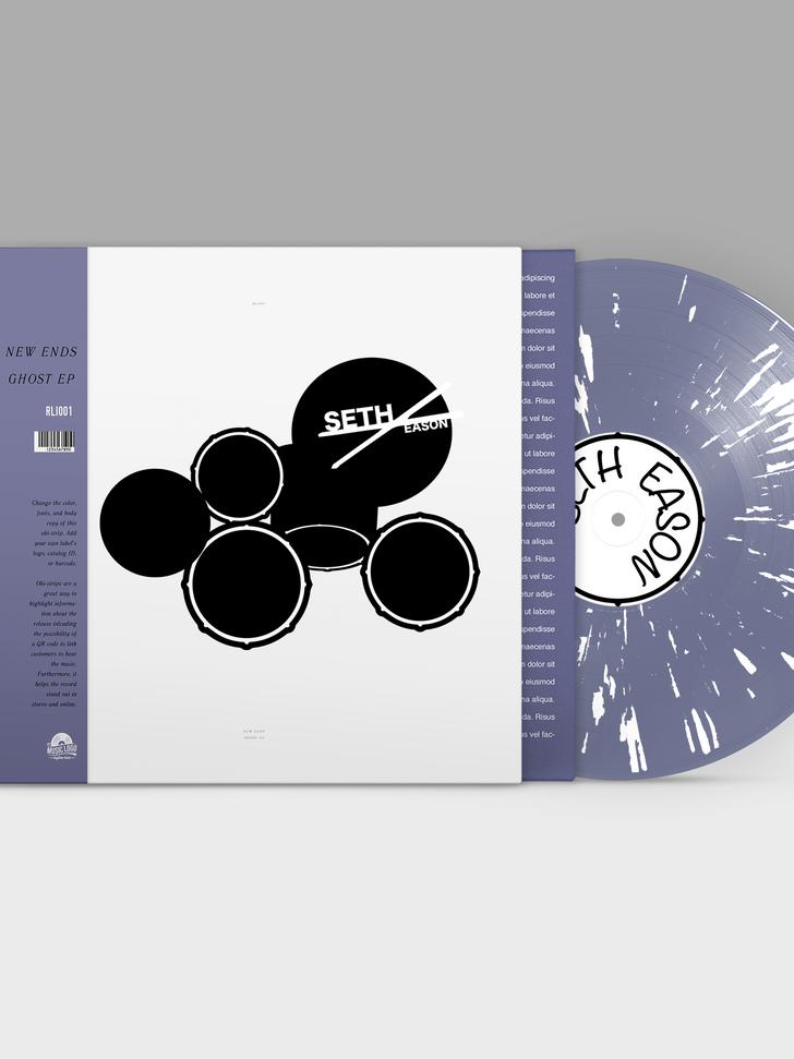 Seth Eason Vinyl Cover