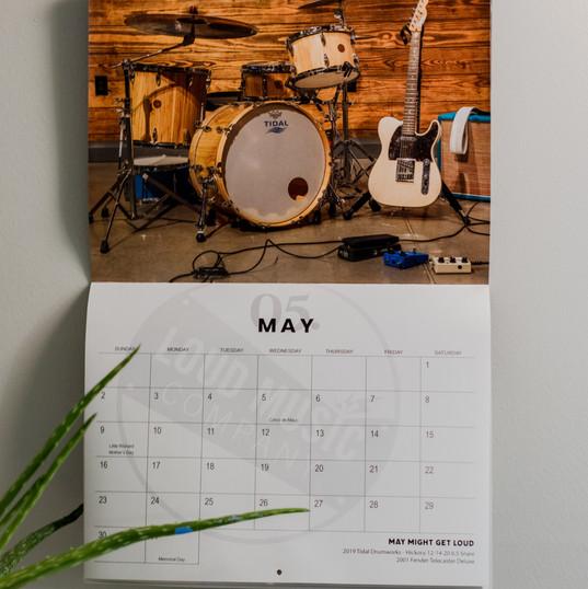 Loud Music Calendar