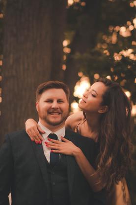 The Shpuza's Engagement