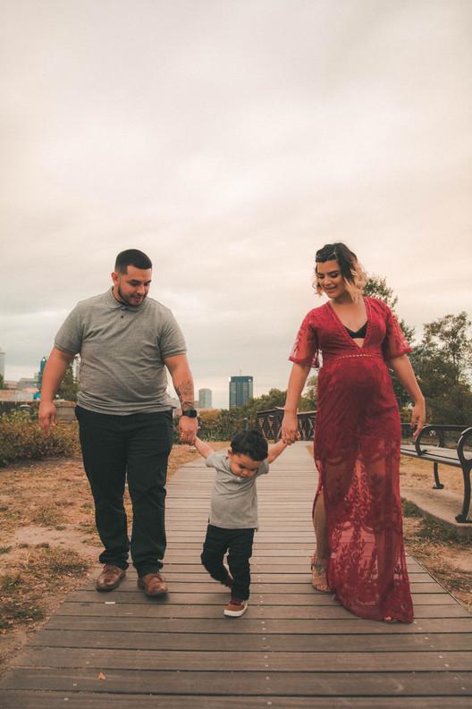 Nasha Maternity Shoot