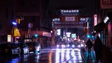 NightShot in Chinatown
