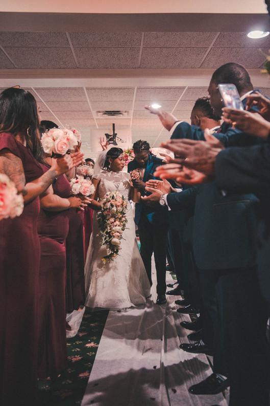 JENNIFER WEDDING 2k19