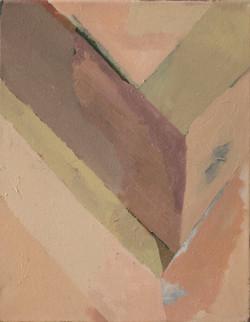 Pralineria, 38x 27cm, acrilico e olio