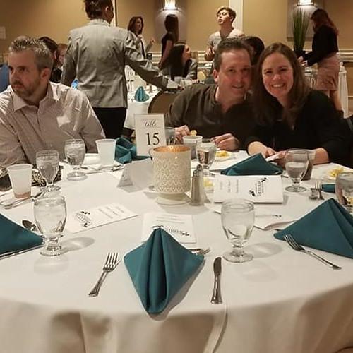 Awards Banquet at the Chadwick