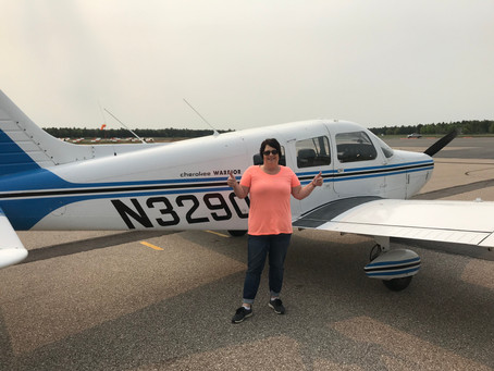 The Tough Love of Aviation - I will not quit