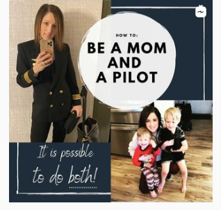 How To: Be a Mom and a Pilot
