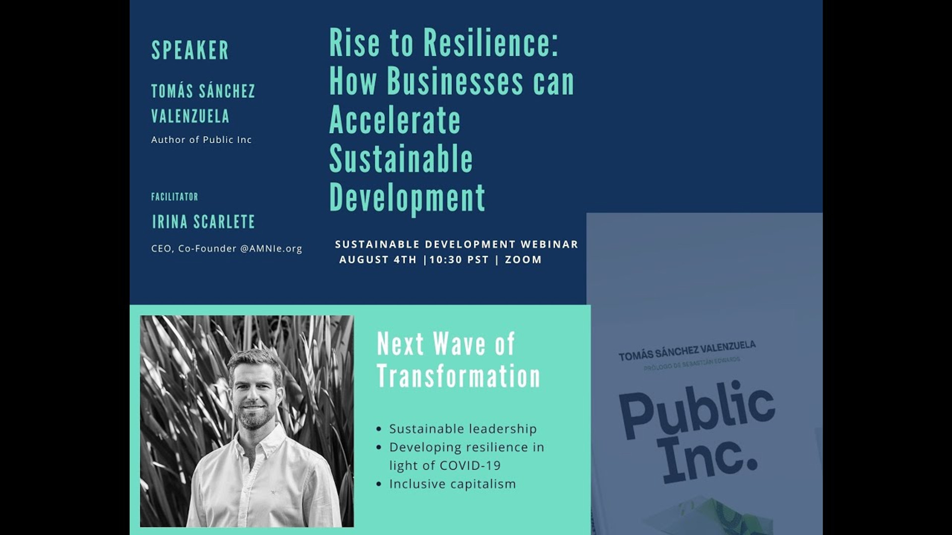 Rise to Resilience: How Businesses can Accelerate Sustainable Development