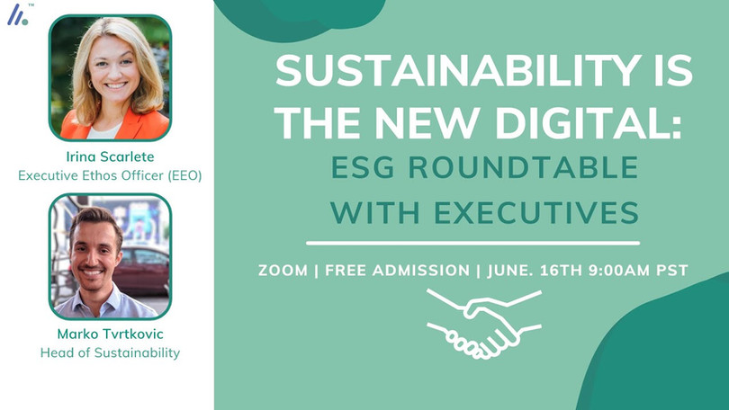 Sustainability is the New Digital: ESG Roundtable with Executives