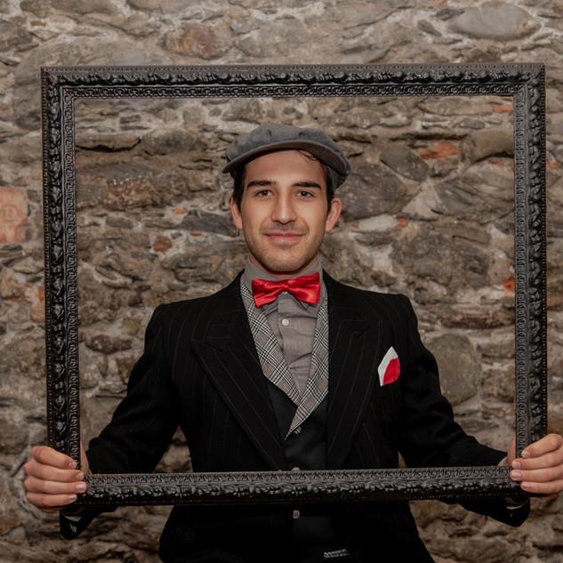 sebastian in the frame