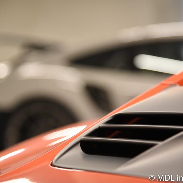Spoiler Race Car