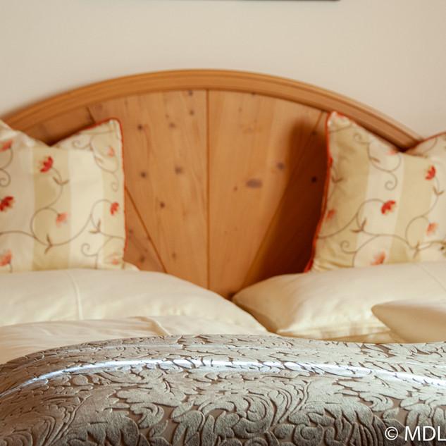 luxury cosy bed