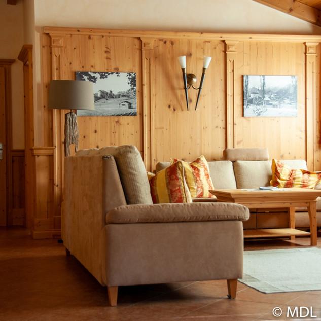 light spacious living