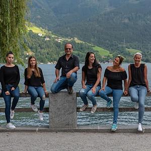 Dr Hrala Team Photo Shoot