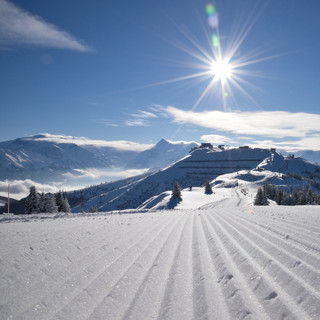 Groomed Slopes