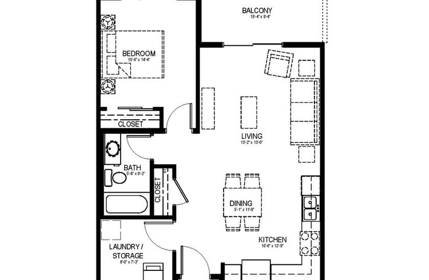 Alexander Place Suite Plans - 2018-11-23